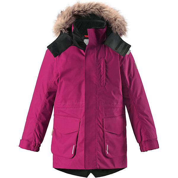 Купить Куртка Reimatec® Reima Naapuri для девочки, Китай, розовый, 116, 164, 158, 140, 134, 128, 110, 104, 122, 152, 146, Женский