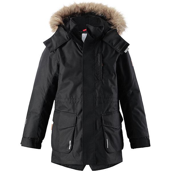 Купить Куртка Reimatec® Reima Naapuri для мальчика, Китай, черный, 104, 164, 158, 152, 146, 140, 134, 128, 122, 116, 110, Мужской