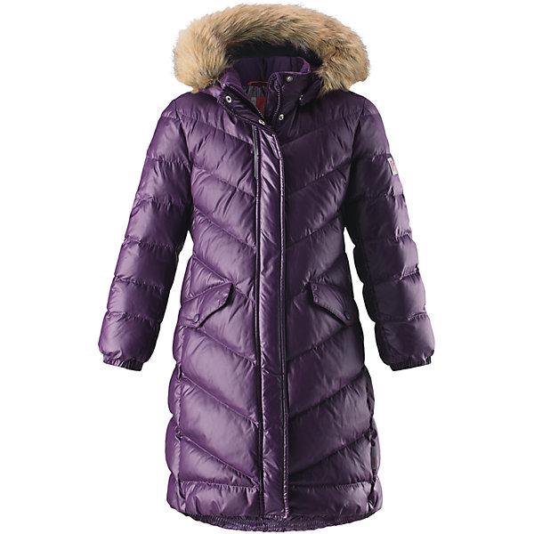 Купить Куртка Reimatec® Reima Satu для девочки, Китай, лиловый, 110, 116, 104, 164, 158, 152, 146, 140, 134, 128, 122, Женский