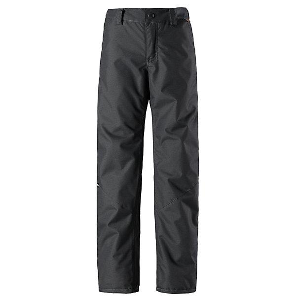 Брюки Reimatec® Reima Sprint для девочкиВерхняя одежда<br>Характеристики товара:<br><br>• цвет: черный;<br>• состав: 100% полиэстер;<br>• подкладка: 100% полиэстер;<br>• утеплитель: без дополнительного утеплителя;<br>• сезон: демисезон;<br>• температурный режим: от -10 до +10С;<br>• водонепроницаемость: 8000 мм<br>• воздухопроницаемость: 10000 мм;<br>• износостойкость: 30000 циклов (тест .мартиндейла);<br>• водоотталкивающий, ветронепроницаемый и дышащий материал;<br>• основные швы проклеены и не пропускают влагу;<br>• застежка: ширинка на молнии и пуговица;<br>• гладкая подкладка из полиэстера;<br>• регулируемый обхват талии;<br>• боковые карманы;<br>• потайной карман для датчика ReimaGO®;<br>• светоотражающие детали;<br>• страна бренда: Финляндия;<br>• страна изготовитель: Китай.<br><br>Водо и ветронепроницаемые демисезонные детские брюки имеют водо и грязеотталкивающую поверхность. Для пошива использован прочный, но при этом легкий и дышащий материал. Брюки отлично прослужат вам круглый год: в холодную погоду просто подденьте под брюки теплый промежуточный слой. Гладкая подкладка из полиэстера и ширинка на молнии облегчают надевание. Снабжены двумя боковыми карманами и потайным карманом для сенсора ReimaGO®.<br><br>Брюки Sprint для девочки Reimatec® Reima от финского бренда Reima (Рейма) можно купить в нашем интернет-магазине.<br><br>Ширина мм: 215<br>Глубина мм: 88<br>Высота мм: 191<br>Вес г: 336<br>Цвет: серый<br>Возраст от месяцев: 36<br>Возраст до месяцев: 48<br>Пол: Женский<br>Возраст: Детский<br>Размер: 116,110,158,152,146,140,134,128,122,104,164<br>SKU: 6904275