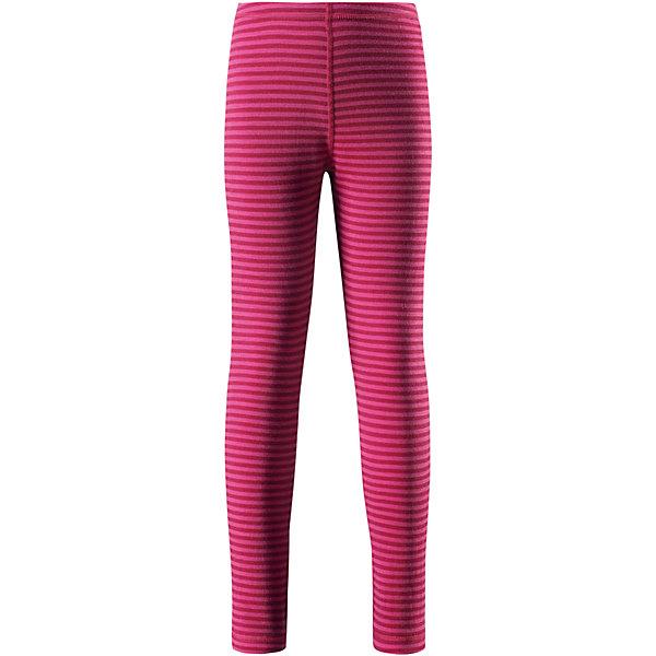 Брюки Reima Hytte для девочкиОдежда<br>Характеристики товара:<br><br>• цвет: розовый;<br>• состав: 80% шерсть, 20% полиамид;<br>• сезон: демисезон;<br>• специальный материал обеспечивает дополнительный комфорт;<br>• шерсть идеально поддерживает температуру;<br>• мягкие плоские швы для дополнительного комфорта: не раздражают кожу;<br>• эластичная талия;<br>• страна бренда: Финляндия;<br>• страна изготовитель: Китай;<br><br>Леггинсы для детей и подростков сшиты из эластичного и дышащего материала. Мягкая хлопковая поверхность с влагоотводящей изнаночной стороной. Эти брюки очень приятны на ощупь и удобны благодаря мягким плоским швам, которые не натирают кожу, а благодаря эластичной талии они плотно сидят, но не стесняют движений. Идеальный базовый слой для любых активных прогулок.<br><br>Брюки Hytte Reima (Рейма) можно купить в нашем интернет-магазине.<br>Ширина мм: 215; Глубина мм: 88; Высота мм: 191; Вес г: 336; Цвет: розовый; Возраст от месяцев: 15; Возраст до месяцев: 18; Пол: Женский; Возраст: Детский; Размер: 80,160,150,140,130,120,110,100,90; SKU: 6904490;