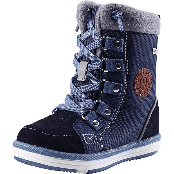 Купить Ботинки Freddo Toddler Reimatec® Reima для мальчика, Китай, синий, 20, 27, 26, 25, 24, 23, 22, 21, Мужской