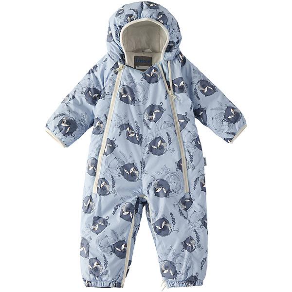Комбинезон-трансформер LassieВерхняя одежда<br>Характеристики товара:<br><br>• цвет: голубой;<br>• состав: 100% полиэстер, полиуретановое покрытие;<br>• подкладка: 100% хлопок, джерси;<br>• утеплитель: 200 г/м2;<br>• сезон: зима;<br>• температурный режим: от 0 до -20С;<br>• водонепроницаемость: 1000 мм;<br>• воздухопроницаемость: 2000 мм;<br>• износостойкость: 15000 циклов (тест Мартиндейла)<br>• застежка: молния с защитой подбородка;<br>• водоотталкивающий, ветронепроницаемый и дышащий материал;<br>• превращается в спальный мешок;<br>• гладкая, приятная на ощупь подкладка из джерси (хлопок);<br>• эластичные манжеты; <br>• рукава с подгибом;<br>• эластичные штанины;<br>• съемные эластичные штрипки;<br>• светоотражающие детали;<br>• страна бренда: Финляндия;<br>• страна изготовитель: Китай;<br><br>Этот прелестный зимний комбинезон для новорожденных и малышей – идеальное решение для холодных зимних деньков! Он легко превращается в конверт. Красивая мягкая внутренняя подкладка из смеси хлопка приятна к телу и обеспечивает дополнительное утепление, а длинные молнии спереди облегчают надевание. Полезные детали: съемные штрипки, благодаря которым брючины не будут задираться, и безопасный съемный капюшон.<br><br><br>Комбинезон Lassie (Ласси) можно купить в нашем интернет-магазине.<br><br>Ширина мм: 356<br>Глубина мм: 10<br>Высота мм: 245<br>Вес г: 519<br>Цвет: серый<br>Возраст от месяцев: 12<br>Возраст до месяцев: 15<br>Пол: Мужской<br>Возраст: Детский<br>Размер: 80,62,68,74<br>SKU: 6905343