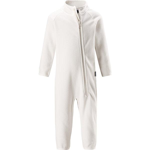 Флисовый комбинезон LassieФлис и термобелье<br>Характеристики товара:<br><br>• цвет: белый;<br>• состав: 100% полиэстер; <br>• сезон: зима;<br>• температурный режим: от 0 до -20С;<br>• выводит влагу в верхние слои одежды;<br>• дышащий, теплый и быстросохнущий флис;<br>• эластичный воротник, манжеты на рукавах и брючинах;<br>• длинная молния с защитой подбородка;<br>• страна бренда: Финляндия;<br>• страна изготовитель: Китай;<br><br>Флисовый комбинезон на молнии. Теплый комбинезон с эластичными манжетами на рукавах и брючинах.<br><br>Флисовый комбинезон Lassie (Ласси) можно купить в нашем интернет-магазине.<br><br>Ширина мм: 190<br>Глубина мм: 74<br>Высота мм: 229<br>Вес г: 236<br>Цвет: белый<br>Возраст от месяцев: 24<br>Возраст до месяцев: 36<br>Пол: Унисекс<br>Возраст: Детский<br>Размер: 98,68,74,80,86,92<br>SKU: 6905440