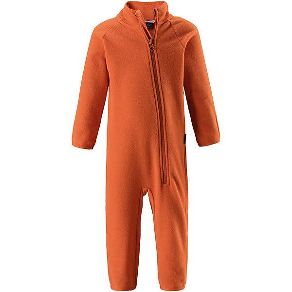 Флисовый комбинезон LassieОдежда<br>Характеристики товара:<br><br>• цвет: оранжевый;<br>• состав: 100% полиэстер; <br>• сезон: зима;<br>• температурный режим: от 0 до -20С;<br>• выводит влагу в верхние слои одежды;<br>• дышащий, теплый и быстросохнущий флис;<br>• эластичный воротник, манжеты на рукавах и брючинах;<br>• длинная молния с защитой подбородка;<br>• страна бренда: Финляндия;<br>• страна изготовитель: Китай;<br><br>Флисовый комбинезон на молнии. Теплый комбинезон с эластичными манжетами на рукавах и брючинах.<br><br>Флисовый комбинезон Lassie (Ласси) можно купить в нашем интернет-магазине.<br><br>Ширина мм: 190<br>Глубина мм: 74<br>Высота мм: 229<br>Вес г: 236<br>Цвет: оранжевый<br>Возраст от месяцев: 3<br>Возраст до месяцев: 6<br>Пол: Унисекс<br>Возраст: Детский<br>Размер: 68,98,92,86,80,74<br>SKU: 6905447