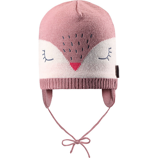 Шапка LassieШапки и шарфы<br>Характеристики товара:<br><br>• цвет: розовый;<br>• состав: 50% шерсть, 50% полиакрил; <br>• подкладка: 100% полиэстер, флис;<br>• сезон: зима;<br>• без дополнительного утепления;<br>• температурный режим: от 0 до -20С;<br>• мягкая и теплая ткань из смеси шерсти;<br>• ветронепроницаемые вставки в области ушей;<br>• сплошная подкладка: мягкий теплый флис;<br>• шапка на завязках;<br>• светоотражающие детали;<br>• страна бренда: Финляндия;<br>• страна изготовитель: Китай;<br><br>Эта очень мягкая и теплая шапка для новорожденных – превосходный аксессуар для холодных зимних деньков. Ветронепроницаемые вставки в области ушей обеспечивают ушкам дополнительную защиту, а мягкая флисовая подкладка очень приятна на ощупь.<br><br>Шапку Lassie (Ласси) можно купить в нашем интернет-магазине.<br><br>Ширина мм: 89<br>Глубина мм: 117<br>Высота мм: 44<br>Вес г: 155<br>Цвет: розовый<br>Возраст от месяцев: 6<br>Возраст до месяцев: 9<br>Пол: Женский<br>Возраст: Детский<br>Размер: 42-44,50-52,46-48,44-46<br>SKU: 6905545