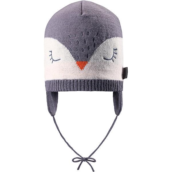 Шапка LassieШапки и шарфы<br>Характеристики товара:<br><br>• цвет: серый;<br>• состав: 50% шерсть, 50% полиакрил; <br>• подкладка: 100% полиэстер, флис;<br>• сезон: зима;<br>• без дополнительного утепления;<br>• температурный режим: от 0 до -20С;<br>• мягкая и теплая ткань из смеси шерсти;<br>• ветронепроницаемые вставки в области ушей;<br>• сплошная подкладка: мягкий теплый флис;<br>• шапка на завязках;<br>• светоотражающие детали;<br>• страна бренда: Финляндия;<br>• страна изготовитель: Китай;<br><br>Эта очень мягкая и теплая шапка для новорожденных – превосходный аксессуар для холодных зимних деньков. Ветронепроницаемые вставки в области ушей обеспечивают ушкам дополнительную защиту, а мягкая флисовая подкладка очень приятна на ощупь.<br><br>Шапку Lassie (Ласси) можно купить в нашем интернет-магазине.<br><br>Ширина мм: 89<br>Глубина мм: 117<br>Высота мм: 44<br>Вес г: 155<br>Цвет: серый<br>Возраст от месяцев: 6<br>Возраст до месяцев: 9<br>Пол: Унисекс<br>Возраст: Детский<br>Размер: 42-44,50-52,46-48,44-46<br>SKU: 6905555