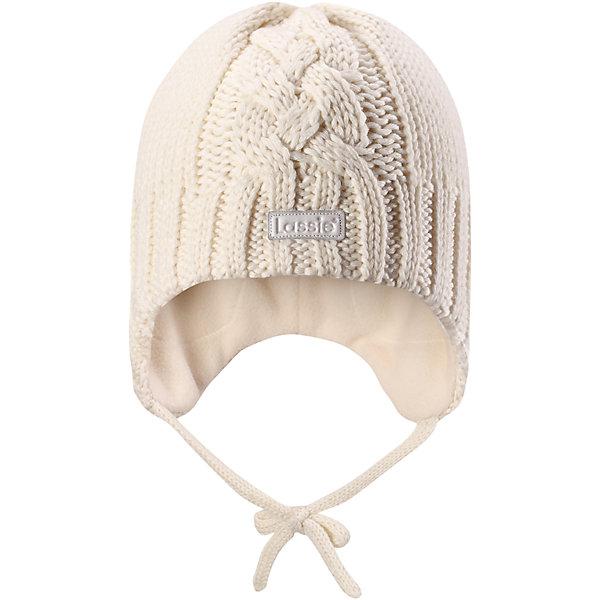 Шапка LassieШапки и шарфы<br>Характеристики товара:<br><br>• цвет: белый;<br>• состав: 50% шерсть, 50% полиакрил; <br>• подкладка: 100% полиэстер, флис;<br>• сезон: зима;<br>• без дополнительного утепления;<br>• температурный режим: от 0 до -20С;<br>• мягкая и теплая ткань из смеси шерсти;<br>• ветронепроницаемые вставки в области ушей;<br>• сплошная подкладка: мягкий теплый флис;<br>• шапка на завязках;<br>• светоотражающие детали;<br>• страна бренда: Финляндия;<br>• страна изготовитель: Китай;<br><br>Эта красивая шапка для малышей идеально подходит для холодных осенних и зимних дней. Оригинальная структурная вязка придает ей модный вид, а яркие цвета оживят любой наряд! Ветронепроницаемые вставки в области ушей помогут защитить ушки от морозного ветра во время прогулок на свежем воздухе.<br><br>Шапку Lassie (Ласси) можно купить в нашем интернет-магазине.<br><br>Ширина мм: 89<br>Глубина мм: 117<br>Высота мм: 44<br>Вес г: 155<br>Цвет: белый<br>Возраст от месяцев: 6<br>Возраст до месяцев: 9<br>Пол: Унисекс<br>Возраст: Детский<br>Размер: 42-44,50-52,46-48,44-46<br>SKU: 6905575
