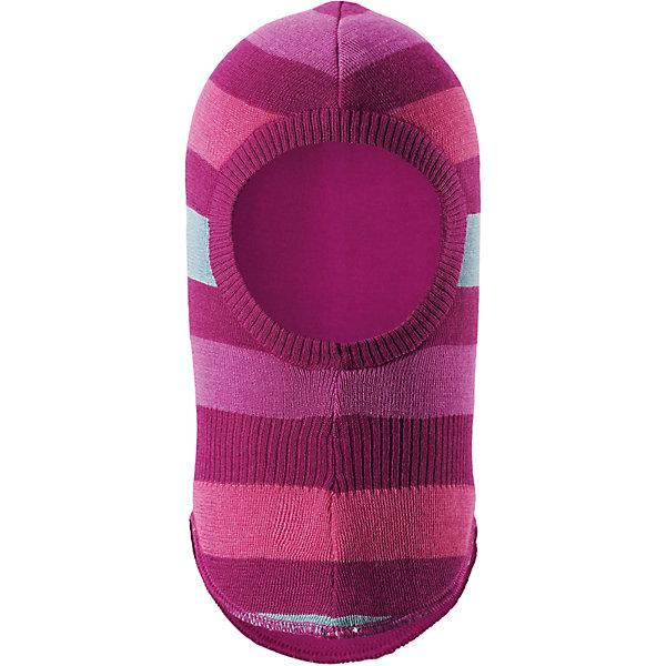 Шапка-шлем LassieШапки и шарфы<br>Характеристики товара:<br><br>• цвет: розовый;<br>• состав: 50% шерсть, 50% полиакрил; <br>• подкладка: 97% хлопок, 3% эластан;<br>• сезон: зима;<br>• без дополнительного утепления;<br>• температурный режим: от 0 до -20С;<br>• мягкая и теплая ткань из смеси шерсти;<br>• ветронепроницаемые вставки в области ушей;<br>• сплошная подкладка: приятный на ощупь хлопковый трикотаж с эластаном;<br>• светоотражающие детали;<br>• страна бренда: Финляндия;<br>• страна изготовитель: Китай;<br><br>Шапка-шлем для малышей и детей постарше – классический выбор для зимней поры. Она предназначена для защиты ушек, лба и области шеи от холода и ветра. Шапка связана из теплой полушерсти и снабжена удобной плотно прилегающей подкладкой на легком утеплителе – в ней голове и щечкам будет тепло во время веселых зимних прогулок. Ветронепроницаемые вставки в области ушей также обеспечивают дополнительную защиту.<br><br>Шапку-шлем Lassie (Ласси) можно купить в нашем интернет-магазине.<br>Ширина мм: 89; Глубина мм: 117; Высота мм: 44; Вес г: 155; Цвет: розовый; Возраст от месяцев: 9; Возраст до месяцев: 12; Пол: Женский; Возраст: Детский; Размер: 44-46,50-52,46-48; SKU: 6905640;