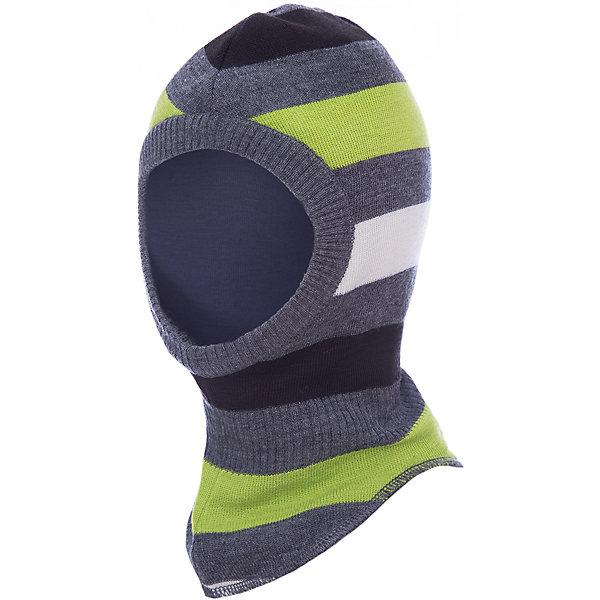 Шапка-шлем LassieШапки и шарфы<br>Характеристики товара:<br><br>• цвет: зеленый;<br>• состав: 50% шерсть, 50% полиакрил; <br>• подкладка: 97% хлопок, 3% эластан;<br>• сезон: зима;<br>• без дополнительного утепления;<br>• температурный режим: от 0 до -20С;<br>• мягкая и теплая ткань из смеси шерсти;<br>• ветронепроницаемые вставки в области ушей;<br>• сплошная подкладка: приятный на ощупь хлопковый трикотаж с эластаном;<br>• светоотражающие детали;<br>• страна бренда: Финляндия;<br>• страна изготовитель: Китай;<br><br>Шапка-шлем для малышей и детей постарше – классический выбор для зимней поры. Она предназначена для защиты ушек, лба и области шеи от холода и ветра. Шапка связана из теплой полушерсти и снабжена удобной плотно прилегающей подкладкой на легком утеплителе – в ней голове и щечкам будет тепло во время веселых зимних прогулок. Ветронепроницаемые вставки в области ушей также обеспечивают дополнительную защиту.<br><br>Шапку-шлем Lassie (Ласси) можно купить в нашем интернет-магазине.<br>Ширина мм: 89; Глубина мм: 117; Высота мм: 44; Вес г: 155; Цвет: зеленый; Возраст от месяцев: 9; Возраст до месяцев: 12; Пол: Унисекс; Возраст: Детский; Размер: 44-46,50-52,46-48; SKU: 6905648;