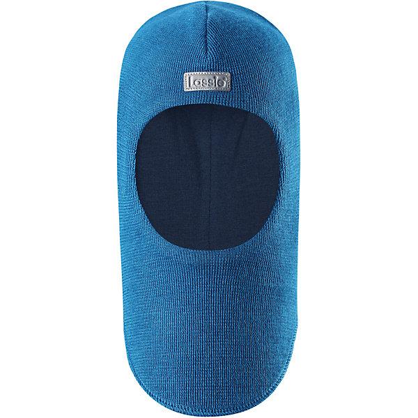 Шапка-шлем LassieШапки и шарфы<br>Характеристики товара:<br><br>• цвет: голубой;<br>• состав: 50% шерсть, 50% полиакрил;<br>• подкладка: 97% хлопок, 3% эластан;<br>• сезон: зима;<br>• температурный режим: от +5 до -20С;<br>• особенности: шерстяная;<br>• мягкая и теплая ткань из смеси шерсти;<br>• ветронепроницаемые вставки в области ушей;<br>• сплошная подкладка: приятный на ощупь хлопковый трикотаж с эластаном;<br>• светоотражающая эмблема спереди;<br>• страна бренда: Финляндия;<br>• страна изготовитель: Китай;<br><br>Зимняя шапка-шлем на подкладке. Шапка из смеси шерсти с ветронепроницаемыми вставками в области ушей защитит от морозов. Шапка на мягкой трикотажной подкладке не будет раздражать кожу ребенка. Шапка снабжена светоотражающим элементом спереди.<br><br>Шапку Lassie (Ласси) можно купить в нашем интернет-магазине.<br>Ширина мм: 89; Глубина мм: 117; Высота мм: 44; Вес г: 155; Цвет: синий; Возраст от месяцев: 12; Возраст до месяцев: 24; Пол: Мужской; Возраст: Детский; Размер: 46-48,44-46,54-56,50-52; SKU: 6905682;