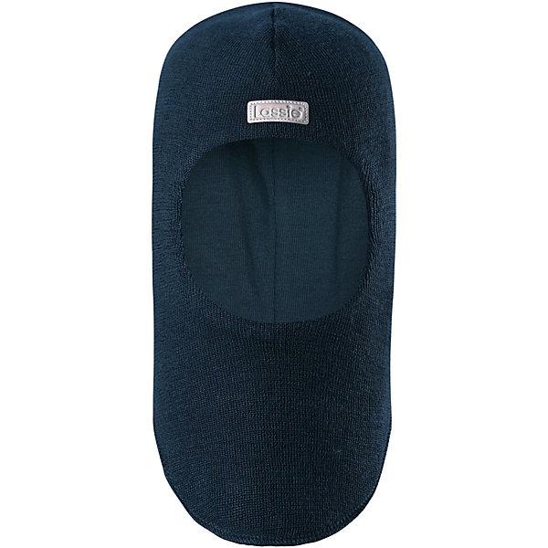 Шапка-шлем LassieШапки и шарфы<br>Характеристики товара:<br><br>• цвет: темно-синий;<br>• состав: 50% шерсть, 50% полиакрил;<br>• подкладка: 97% хлопок, 3% эластан;<br>• сезон: зима;<br>• температурный режим: от +5 до -20С;<br>• особенности: шерстяная;<br>• мягкая и теплая ткань из смеси шерсти;<br>• ветронепроницаемые вставки в области ушей;<br>• сплошная подкладка: приятный на ощупь хлопковый трикотаж с эластаном;<br>• светоотражающая эмблема спереди;<br>• страна бренда: Финляндия;<br>• страна изготовитель: Китай;<br><br>Зимняя шапка-шлем на подкладке. Шапка из смеси шерсти с ветронепроницаемыми вставками в области ушей защитит от морозов. Шапка на мягкой трикотажной подкладке не будет раздражать кожу ребенка. Шапка снабжена светоотражающим элементом спереди.<br><br>Шапку Lassie (Ласси) можно купить в нашем интернет-магазине.<br><br>Ширина мм: 89<br>Глубина мм: 117<br>Высота мм: 44<br>Вес г: 155<br>Цвет: синий<br>Возраст от месяцев: 9<br>Возраст до месяцев: 12<br>Пол: Мужской<br>Возраст: Детский<br>Размер: 44-46,54-56,50-52,46-48<br>SKU: 6905687