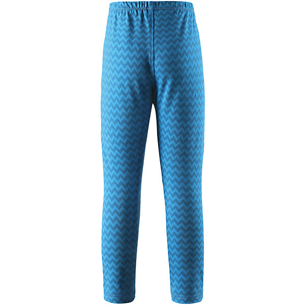 Брюки Reima ToimiiФлис и термобелье<br>Характеристики товара:<br><br>• цвет: голубой;<br>• состав: 61% хлопок, 33% полиэстер, 6% эластан; <br>• сезон: демисезон;<br>• быстросохнущий материал Play jersey, приятный на ощупь;<br>• мягкий хлопчатобумажный верх, внутренняя поверхность хорошо выводит влагу;<br>• эластичная талия;<br>• страна бренда: Финляндия;<br>• страна изготовитель: Китай;<br><br>Леггинсы изготовлены из удобного быстросохнущего материала Play Jersey. Хлопковая поверхность очень мягкая и приятна на ощупь, а изнаночная сторона эффективно отводит влагу. Благодаря эластану, ткань тянется, обеспечивает комфорт и не сковывает движений во время подвижных веселых игр. Одежду Play Jersey можно носить круглый год – материал имеет УФ-защиту 40+. <br><br>Брюки Toimii Reima (Рейма) можно купить в нашем интернет-магазине.<br><br>Ширина мм: 215<br>Глубина мм: 88<br>Высота мм: 191<br>Вес г: 336<br>Цвет: синий<br>Возраст от месяцев: 18<br>Возраст до месяцев: 24<br>Пол: Мужской<br>Возраст: Детский<br>Размер: 92,164,158,152,146,140,134,128,122,116,110,104,98<br>SKU: 6906151