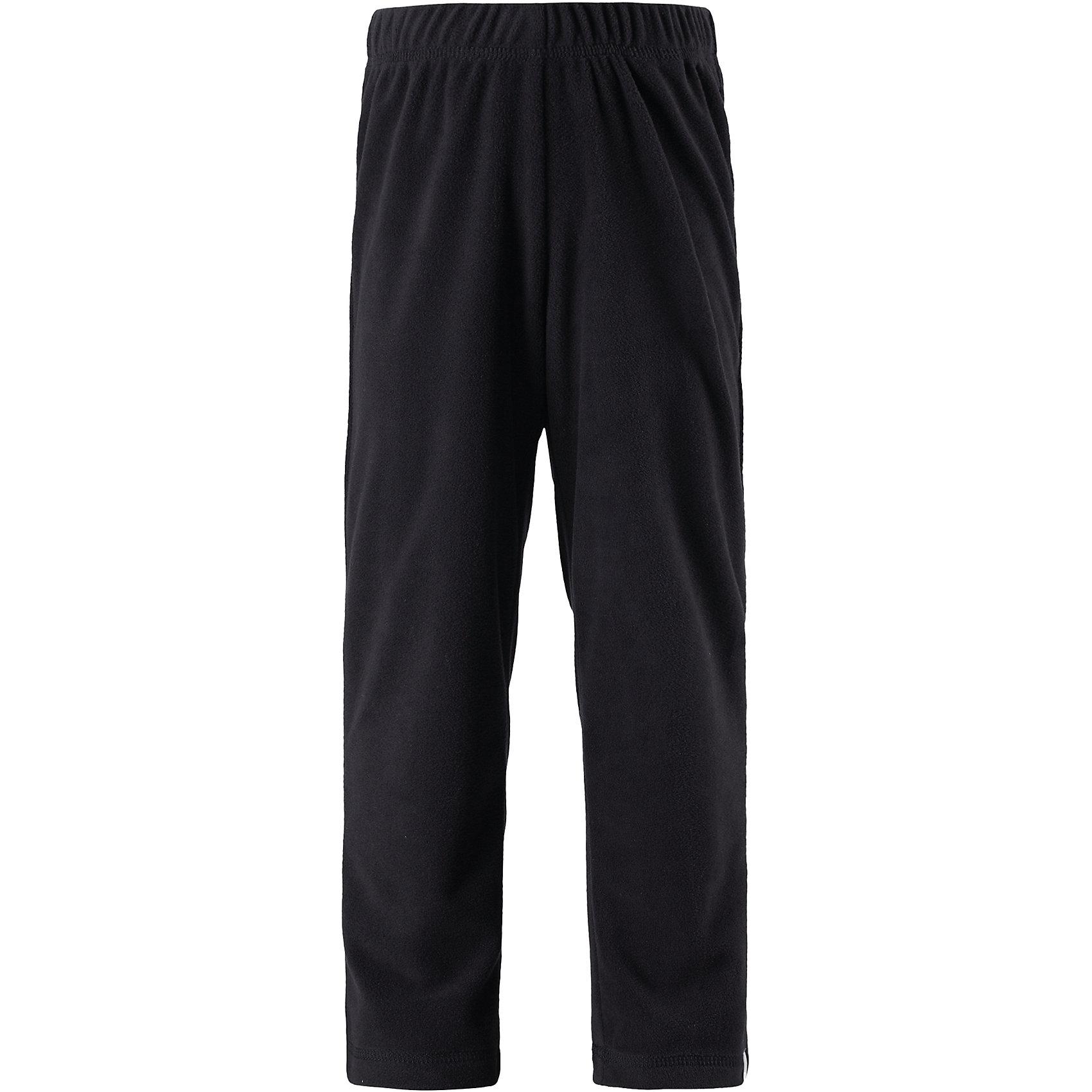 Флисовые брюки Reima CentaurФлис и термобелье<br>Характеристики товара:<br><br>• цвет: черный;<br>• состав: 100% полиэстер; <br>• сезон: демисезон;<br>• выводит влагу в верхние слои одежды;<br>• теплый, легкий и быстросохнущий флис;<br>• эластичная талия;<br>• страна бренда: Финляндия;<br>• страна изготовитель: Китай;<br><br>Эти брюки подойдут и мальчикам, и девочкам – то, что надо, для активных прогулок. Полярный флис эффективно выводит влагу от кожи в верхние слои одежды и быстро сохнет. Благодаря тому, что брюки сшиты из дышащего материала, они не парят, сколько ни бегай.<br><br>Брюки флисовые Centaur Reima(Рейма) можно купить в нашем интернет-магазине.<br><br>Ширина мм: 215<br>Глубина мм: 88<br>Высота мм: 191<br>Вес г: 336<br>Цвет: черный<br>Возраст от месяцев: 156<br>Возраст до месяцев: 168<br>Пол: Унисекс<br>Возраст: Детский<br>Размер: 164,104,110,116,122,128,134,140,146,152,158<br>SKU: 6906221