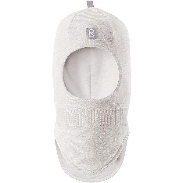 Шапка-шлем Reima StarrieШапки и шарфы<br>Характеристики товара:<br><br>• цвет: белый;<br>• состав: 100% шерсть;<br>• подкладка: 97% хлопок, 3% эластан<br>• температурный режим: от 0 до -20С;<br>• сезон: зима; <br>• особенности модели: вязаная, на подкладке;<br>• мягкая ткань из мериносовой шерсти для поддержания идеальной температуры тела;<br>• сплошная подкладка: хлопковый трикотаж с эластаном;<br>• ветронепроницаемые вставки в области ушей;<br>• светоотражающая эмблема;<br>• логотип Reima спереди;<br>• страна бренда: Финляндия;<br>• страна изготовитель: Китай.<br><br>Вязаная шапка-шлем из коллекции Reima® Originals защищает голову малыша в холодную пору. Эта шапка-шлем для малышей и детей постарше связана из теплой шерсти и подшита мягкой на ощупь подкладкой из смеси хлопка и эластана, которая удобно облегает голову.<br><br>Ветронепроницаемые вставки в области ушей, вшитые между подкладкой и верхним слоем, защищают ушки от холодного ветра. Эта классическая модель хорошо закрывает лоб, щечки и шею. <br><br>Шапка-шлем Reima Starrie от финского бренда Reima (Рейма) можно купить в нашем интернет-магазине.<br>Ширина мм: 89; Глубина мм: 117; Высота мм: 44; Вес г: 155; Цвет: белый; Возраст от месяцев: 9; Возраст до месяцев: 12; Пол: Унисекс; Возраст: Детский; Размер: 46,54,52,50,48; SKU: 6906952;