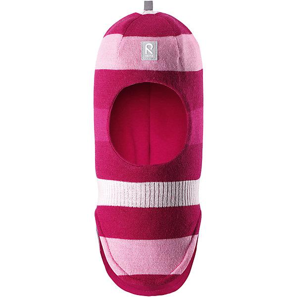 Купить Шапка-шлем Reima Starrie для девочки, Шри-Ланка, розовый, 46, 54, 52, 50, 48, Женский