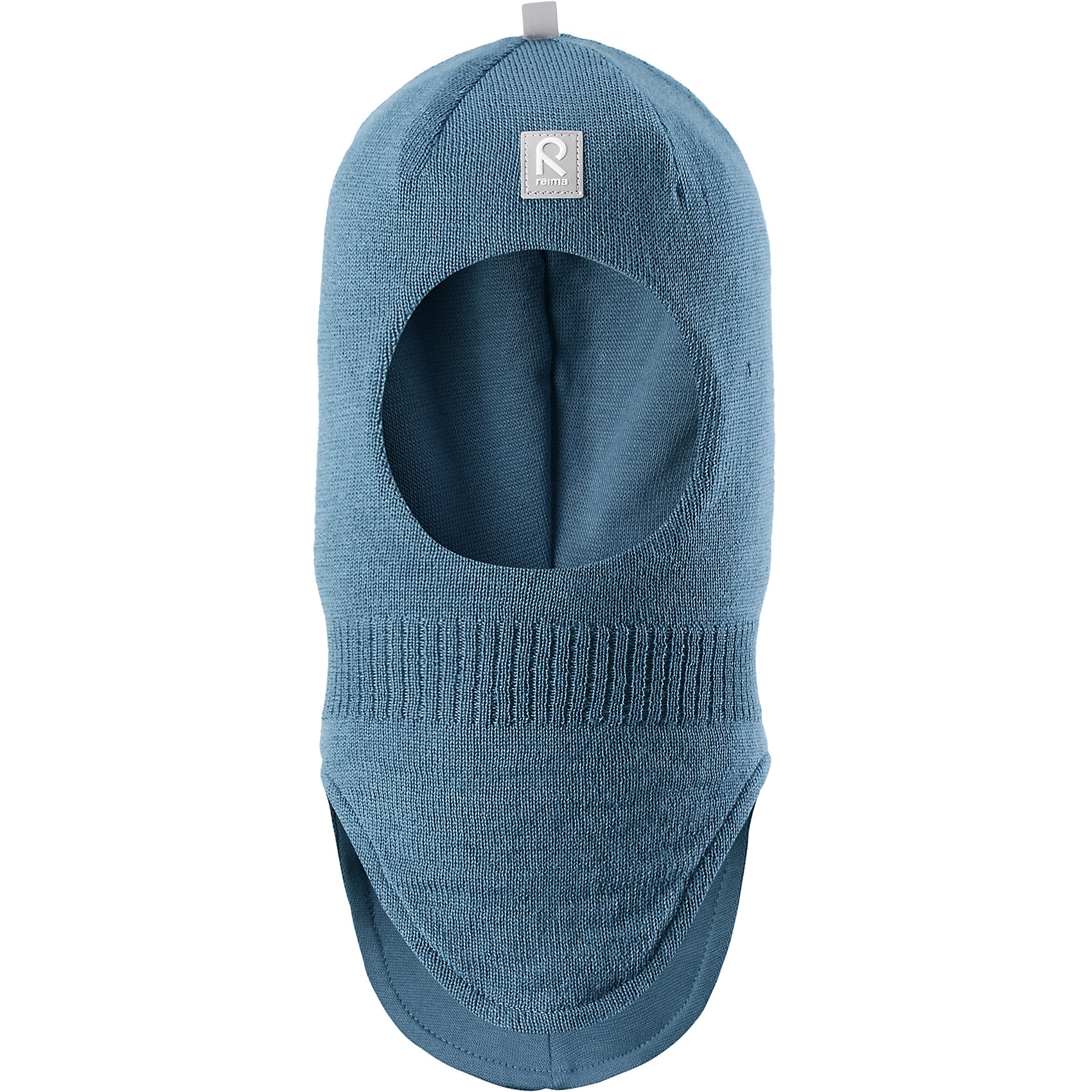 Шапка-шлем Reima StarrieГоловные уборы<br>Характеристики товара:<br><br>• цвет: голубой;<br>• состав: 100% шерсть;<br>• подкладка: 97% хлопок, 3% эластан<br>• температурный режим: от 0 до -20С;<br>• сезон: зима; <br>• особенности модели: вязаная, на подкладке;<br>• мягкая ткань из мериносовой шерсти для поддержания идеальной температуры тела;<br>• сплошная подкладка: хлопковый трикотаж с эластаном;<br>• ветронепроницаемые вставки в области ушей;<br>• светоотражающая эмблема;<br>• логотип Reima спереди;<br>• страна бренда: Финляндия;<br>• страна изготовитель: Китай.<br><br>Вязаная шапка-шлем из коллекции Reima® Originals защищает голову малыша в холодную пору. Эта шапка-шлем для малышей и детей постарше связана из теплой шерсти и подшита мягкой на ощупь подкладкой из смеси хлопка и эластана, которая удобно облегает голову.<br><br>Ветронепроницаемые вставки в области ушей, вшитые между подкладкой и верхним слоем, защищают ушки от холодного ветра. Эта классическая модель хорошо закрывает лоб, щечки и шею. <br><br>Шапка-шлем Reima Starrie от финского бренда Reima (Рейма) можно купить в нашем интернет-магазине.<br><br>Ширина мм: 89<br>Глубина мм: 117<br>Высота мм: 44<br>Вес г: 155<br>Цвет: синий<br>Возраст от месяцев: 72<br>Возраст до месяцев: 84<br>Пол: Унисекс<br>Возраст: Детский<br>Размер: 54,46,48,50,52<br>SKU: 6906988