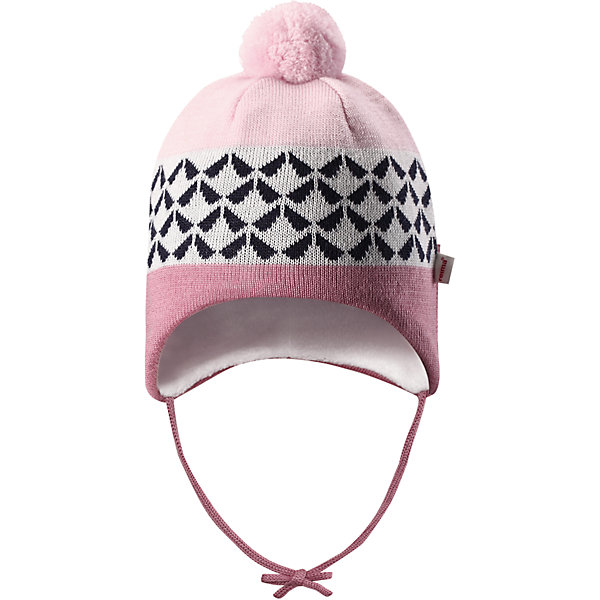 Купить Шапка Reima Unonen для девочки, Китай, розовый, 34-36, 42-44, 38-40, Женский