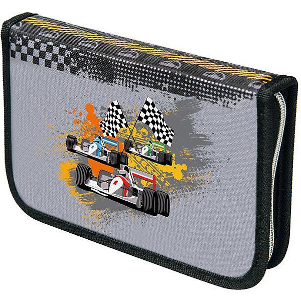 Купить Пенал с наполнением MagTaller Raceway , 27 предметов, Финляндия, Мужской