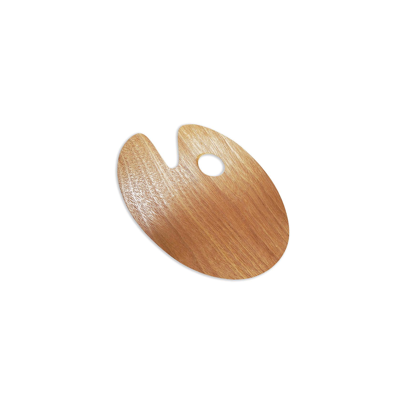 Овальная деревянная палитра Малевичъ, 20х30 смАксессуары для творчества<br>Характеристики:<br><br>• возраст: от 3 лет<br>• материал: древесина<br>• размер: 20х30 см.<br><br>Деревянная палитра Малевичъ классической овальной формы предназначена для смешивания гуашевых, акриловых и масляных красок. Благодаря анатомически выверенным отверстиям для пальцев палитра удобно ложится в руку, делая процесс живописи легким и комфортным, а ее гладко отполированная поверхность при необходимости легко очищается от лишней краски с помощью ветоши и шпателя.<br><br>Деревянная палитра Малевичъ изготовлена из экологически чистого, возобновляемого материала, удобна и безопасна в работе, прослужит долгое время.<br><br>Овальную деревянную палитру Малевичъ, 20х30 см можно купить в нашем интернет-магазине.<br><br>Ширина мм: 200<br>Глубина мм: 300<br>Высота мм: 2<br>Вес г: 113<br>Возраст от месяцев: 36<br>Возраст до месяцев: 2147483647<br>Пол: Унисекс<br>Возраст: Детский<br>SKU: 6910375