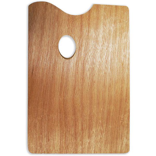 Прямоугольная деревянная палитра Малевичъ, 20х30 смАксессуары для творчества<br>Характеристики:<br><br>• возраст: от 3 лет<br>• материал: древесина<br>• размер: 20х30 см.<br><br>Деревянная прямоугольная палитра Малевичъ предназначена для смешивания гуашевых, акриловых и масляных красок. Благодаря анатомически выверенным отверстиям для пальцев палитра удобно ложится в руку, делая процесс живописи легким и комфортным, а ее гладко отполированная поверхность при необходимости легко очищается от лишней краски с помощью ветоши и шпателя.<br><br>Деревянная палитра Малевичъ изготовлена из экологически чистого, возобновляемого материала, удобна и безопасна в работе, прослужит долгое время.<br><br>Прямоугольную деревянную палитру Малевичъ, 20х30 см можно купить в нашем интернет-магазине.<br><br>Ширина мм: 200<br>Глубина мм: 300<br>Высота мм: 2<br>Вес г: 144<br>Возраст от месяцев: 36<br>Возраст до месяцев: 2147483647<br>Пол: Унисекс<br>Возраст: Детский<br>SKU: 6910376