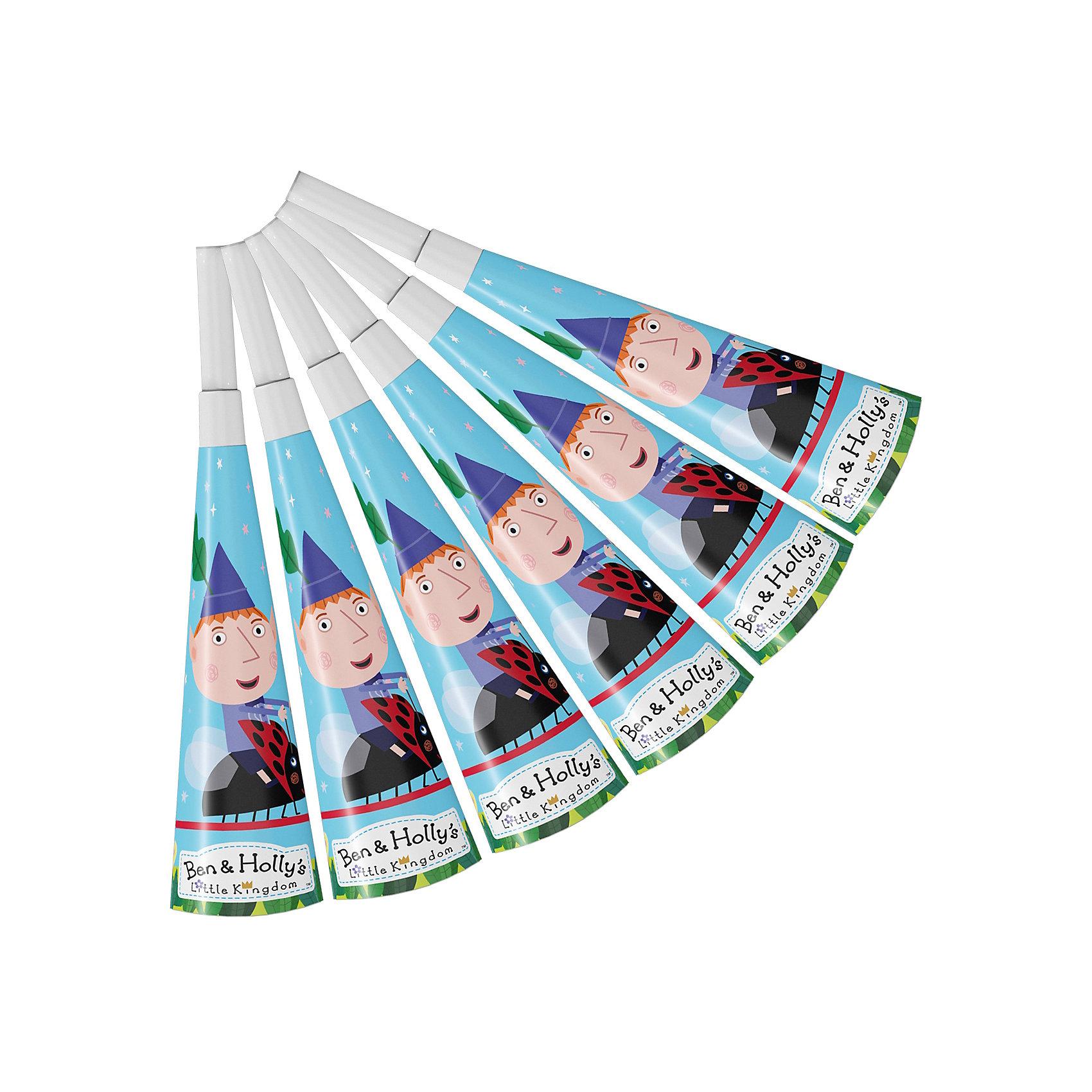 Дудочи 6 шт., Бен и ХоллиДетские дудочки<br>Характеристики:<br><br>• возраст: от 3 лет<br>• в наборе: 6 дудочек<br>• материал: плотная бумага<br><br>Веселые бумажные дудочки с героями мультфильма «Бен и Холли» развеселят детей и помогут устроить множество увлекательных игр. А главное, играя с ними, малыши будут тренировать свою дыхательную систему, что очень полезно для здоровья их растущих организмов.<br><br>Дудочи 6 шт., Бен и Холли можно купить в нашем интернет-магазине.<br><br>Ширина мм: 155<br>Глубина мм: 40<br>Высота мм: 270<br>Вес г: 30<br>Возраст от месяцев: 36<br>Возраст до месяцев: 2147483647<br>Пол: Мужской<br>Возраст: Детский<br>SKU: 6912278