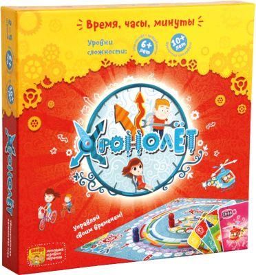 Развивающая настольная игра Хронолёт , Банда Умников