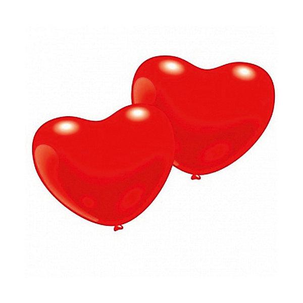 10 фигурных шариков