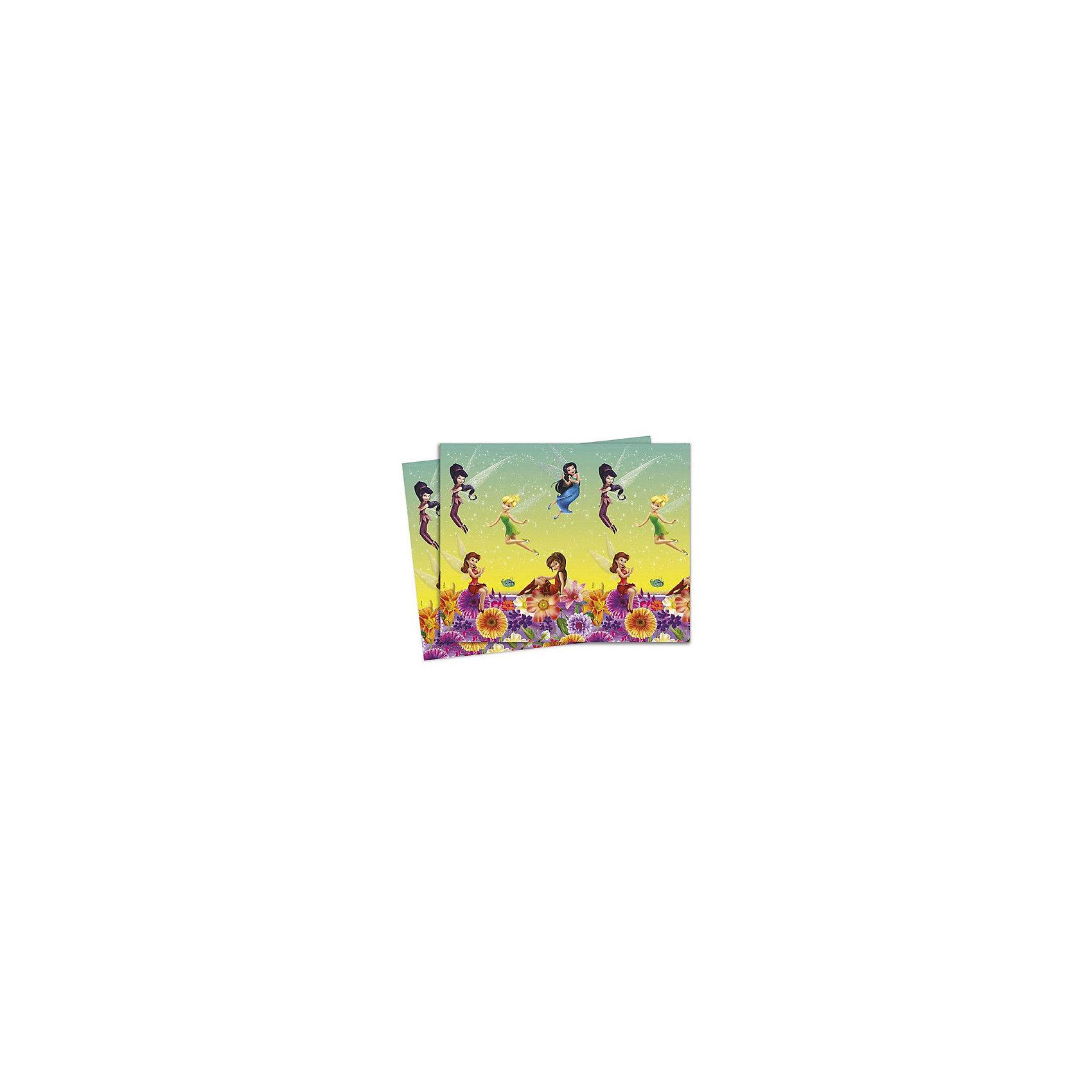 Скатерть Волшебные феиВсё для праздника<br>Характеристики товара:<br><br>• возраст: от 3 лет;<br>• упаковка: пакет;<br>• размер упаковки: 37х21х0,5 см.;<br>• количество в упаковке: 1 шт.;<br>• размер скатерти: 120х180 см.;<br>• цвет: розовый с рисунком;<br>• материал: полипропилен ;<br>• бренд, страна: Procos, Россия;<br>• страна-производитель: Греция.<br><br>Скатерть «Волшебные феи» поможет создать атмосферу уюта и домашнего тепла в интерьере вашей кухни, а также станет настоящим украшением праздничного стола. Скатерть, на которой в ярких цветах отдыхает прекрасная фея сделает ваш праздник ещё более ярким и порадует всех гостей.<br><br>Товары для праздника, созданные компанией Procos, отличаются высоким качеством используемого материала. Скатерть изготовлена из водоотталкивающего полиэтилена,который облегчит вам процесс уборки после праздника.<br><br>Скатерть «Волшебные феи» , 120х180 см., 1 шт., Procos (Прокос)  можно купить в нашем интернет-магазине.<br><br>Ширина мм: 20<br>Глубина мм: 165<br>Высота мм: 165<br>Вес г: 10<br>Возраст от месяцев: 36<br>Возраст до месяцев: 120<br>Пол: Женский<br>Возраст: Детский<br>SKU: 6914352
