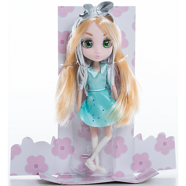 Кукла Кое, 15 см, Шибадзуку ГерлзКуклы<br>Характеристики товара:<br><br>• возраст: от 3 лет;<br>• материал: пластик,текстиль;<br>•высота куклы: 15 см;<br>•в комплекте : кукла,аксессуары;<br>• размер упаковки: 5х8х17 см;<br>• вес упаковки: 87 гр.;<br>• страна обладатель бренда: Австралия;<br>• бренд: Hunter Products. <br><br>Кукла Shibajuku Girls Кое — прелестная любительница животных, которая мечтает жить с ними в одной среде и уметь перевоплощаться в самых разных зверюшек. <br><br>У Кое теперь новый, очень стильный образ: бирюзовое платье и серебристая курточка с капюшоном с заячьими ушками. Но это еще не все: у куклы такие красивые длинные светлые волосы!<br><br>У куклы подвижная голова, руки и ноги. Руки без шарниров, а вот ноги сгибаются в бедре, прокручиваются и сгибаются в колене. <br><br>Девочке точно понравится эта замечательная игрушка, только представьте, сколько интересных историй можно придумать и разыграть их самой или с друзьями. А еще будет здорово собрать целую коллекцию кукол Shibajuku Girls, тогда игра станет еще более увлекательной! <br><br>Куклу Кое , 15 см  можно приобрести в нашем интернет-магазине.<br><br>Ширина мм: 80<br>Глубина мм: 50<br>Высота мм: 170<br>Вес г: 87<br>Возраст от месяцев: 36<br>Возраст до месяцев: 2147483647<br>Пол: Женский<br>Возраст: Детский<br>SKU: 6916230