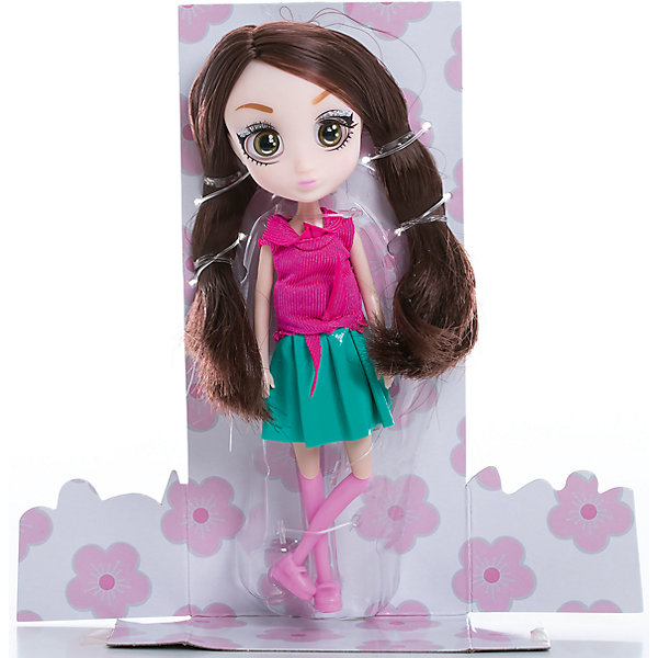 Кукла Намика, 15 см, Шибадзуку ГерлзКуклы<br>Характеристики товара:<br><br>• возраст: от 3 лет;<br>• материал: пластик,текстиль;<br>•высота куклы: 15 см;<br>•в комплекте : кукла,аксессуары;<br>• размер упаковки: 5х8х17 см;<br>• вес упаковки: 87 гр.;<br>• страна обладатель бренда: Австралия;<br>• бренд: Hunter Products. <br><br>Представляем Вашему вниманию куклу Намика. Ее главная страсть - наука, особенно астрономия. Она обожает подолгу наблюдать за звездным небом, а ее заветная мечта - стать исследователем. На этот раз Намика одета в розовую кофточку, которая завязывается на поясе, бирюзовую юбку, розовые гетры и ботиночки. <br><br>А еще у куклы яркий макияж и длинные каштановые волосы. Девочка сможет сделать очень много необычных причесок для любимой игрушки. <br><br>У куклы подвижная голова, руки и ноги. Руки без шарниров, а вот ноги сгибаются в бедре, прокручиваются и сгибаются в колене. <br><br>Куклу Намика,15 см  можно приобрести в нашем интернет-магазине.<br><br>Ширина мм: 80<br>Глубина мм: 50<br>Высота мм: 170<br>Вес г: 87<br>Возраст от месяцев: 36<br>Возраст до месяцев: 2147483647<br>Пол: Женский<br>Возраст: Детский<br>SKU: 6916235
