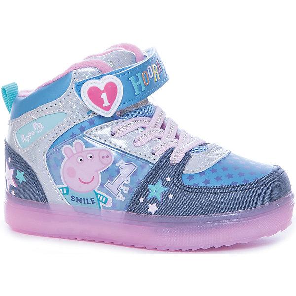 Купить Ботинки Kakadu для девочки, Китай, синий, 24, 29, 28, 27, 26, 25, Женский