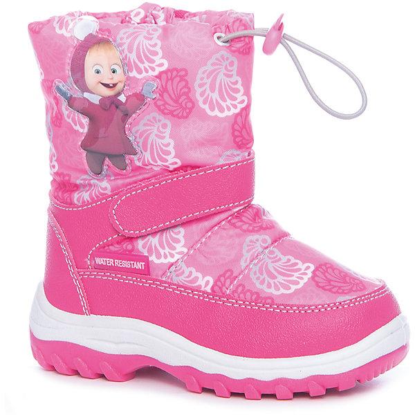 Купить Сапоги Kakadu для девочки, Китай, розовый, 27, 26, 25, 24, 30, 29, 28, Женский