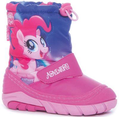Сапоги Kakadu для девочки, артикул:6918456 - My little Pony