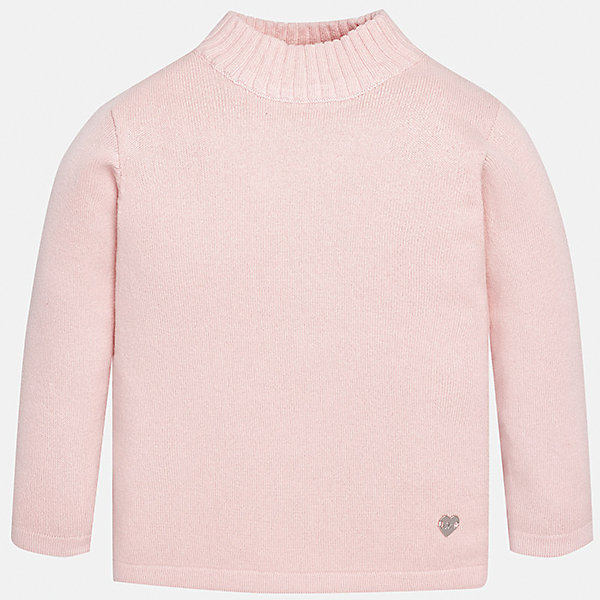 Водолазка Mayoral для девочкиТолстовки, свитера, кардиганы<br>Характеристики товара:<br><br>• цвет: розовый<br>• состав ткани: 80% хлопок, 17% полиамид, 3% эластан<br>• сезон: демисезон<br>• особенности: однотонная<br>• длинные рукава<br>• страна бренда: Испания<br>• страна изготовитель: Индия<br><br>Розовый свитер для девочки Mayoral удобно сидит по фигуре. Этот детский свитер сделан из приятного на ощупь материала. Отличный способ обеспечить ребенку комфорт и аккуратный внешний вид - надеть детский свитер от Mayoral. <br><br>Свитер для девочки Mayoral (Майорал) можно купить в нашем интернет-магазине.<br><br>Ширина мм: 230<br>Глубина мм: 40<br>Высота мм: 220<br>Вес г: 250<br>Цвет: розовый<br>Возраст от месяцев: 24<br>Возраст до месяцев: 36<br>Пол: Женский<br>Возраст: Детский<br>Размер: 98,74,80,86,92<br>SKU: 6919974