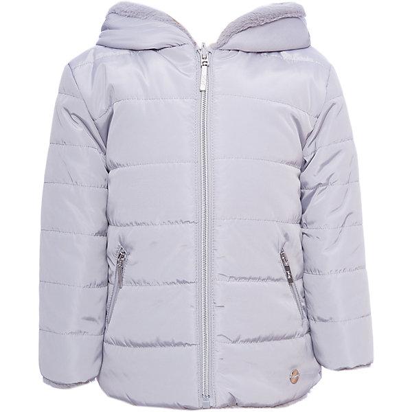 Куртка для девочки MayoralВерхняя одежда<br>Характеристики товара:<br><br>• цвет: серый<br>• состав ткани: 100% полиамид, подклад - 100% полиэстер, утеплитель - 100% полиэстер<br>• застежка: молния<br>• капюшон<br>• двусторонняя<br>• сезон: демисезон<br>• температурный режим: от 0 до -10С<br>• страна бренда: Испания<br>• страна изготовитель: Китай<br><br>Светлая двусторонняя куртка для девочки эффектно смотрится благодаря модному силуэту. Такая куртка от Майорал - это пример отличного вкуса и высокого качества. <br><br>В одежде от испанской компании Майорал ребенок будет выглядеть модно, а чувствовать себя - комфортно. Целая команда европейских талантливых дизайнеров работает над созданием стильных и оригинальных моделей одежды.<br><br>Куртку для девочки Mayoral (Майорал) можно купить в нашем интернет-магазине.<br><br>Ширина мм: 356<br>Глубина мм: 10<br>Высота мм: 245<br>Вес г: 519<br>Цвет: белый<br>Возраст от месяцев: 18<br>Возраст до месяцев: 24<br>Пол: Женский<br>Возраст: Детский<br>Размер: 92,134,128,122,116,110,104,98<br>SKU: 6924596