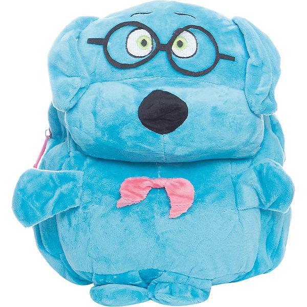 Рюкзак  Vitacci для девочкиДетские сумки<br>Характеристики товара:<br><br>• цвет: голубой;<br>• материал: текстиль;<br>• особенности: в виде щенка;<br>• застежка: молния;<br>• количество отделений: 1;<br>• плечевые лямки регулируются по длине;<br>• объем: 0,02 л;<br>• вес: 100 гр;<br>• размер: 24х10х25 см;<br>• страна бренда: Италия;<br>• страна производства: Китай.<br><br>Рюкзак в виде забавного щенка. Рюкзак застегивается на молнию, внутри одно отделение. Плечевые лямки регулируются по длине. Рюкзак очень легкий.<br><br>Рюкзак Vitacci (Витачи) можно купить в нашем интернет-магазине.<br><br>Ширина мм: 170<br>Глубина мм: 157<br>Высота мм: 67<br>Вес г: 117<br>Цвет: голубой<br>Возраст от месяцев: 48<br>Возраст до месяцев: 144<br>Пол: Женский<br>Возраст: Детский<br>Размер: one size<br>SKU: 6926948
