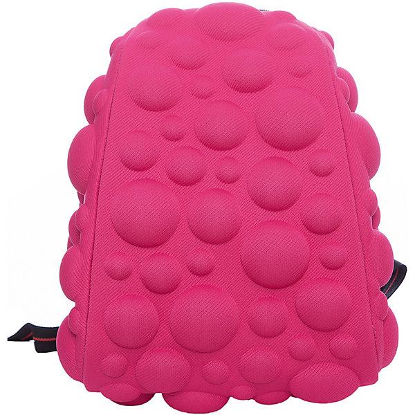 Рюкзак  Vitacci для девочкиРюкзаки<br>Характеристики товара:<br><br>• цвет: розовый;<br>• материал: текстиль;<br>• особенности: с пузырями;<br>• застежка: молния;<br>• количество отделений: 1;<br>• внутренний карман;<br>• плечевые лямки регулируются;<br>• вес: 200 гр;<br>• размер: 35х8х19 см;<br>• страна бренда: Италия;<br>• страна производства: Китай.<br><br>Детский рюкзак с пузырями. Рюкзак застегивается на молнию, имеется внутренний карман. Плечевые ремни регулируются.<br><br>Рюкзак Vitacci (Витачи) можно купить в нашем интернет-магазине.<br><br>Ширина мм: 170<br>Глубина мм: 157<br>Высота мм: 67<br>Вес г: 117<br>Цвет: розовый<br>Возраст от месяцев: 48<br>Возраст до месяцев: 144<br>Пол: Женский<br>Возраст: Детский<br>Размер: one size<br>SKU: 6927000