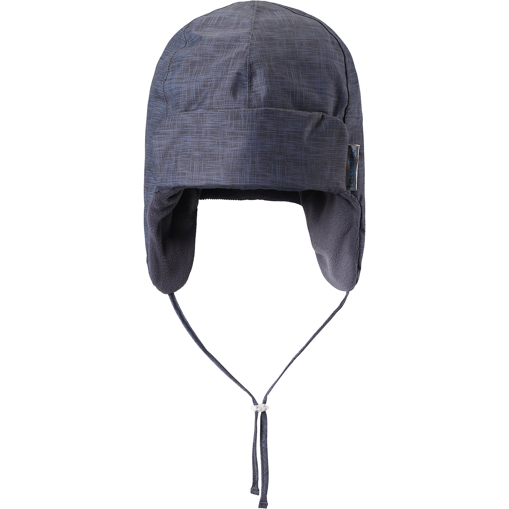 Шапка Lassietec LassieШапки и шарфы<br>Встречай зиму в этой теплой шапке для малышей! Мягкая флисовая подкладка очень приятна на ощупь, а благодаря водонепроницаемому, ветронепроницаемому и дышащему материалу шапка абсолютно непромокаемая. Светоотражающая эмблема Lassie® спереди.<br>Состав:<br>100% Полиэстер<br><br>Ширина мм: 89<br>Глубина мм: 117<br>Высота мм: 44<br>Вес г: 155<br>Цвет: серый<br>Возраст от месяцев: 72<br>Возраст до месяцев: 84<br>Пол: Унисекс<br>Возраст: Детский<br>Размер: 54,46,48,50,52<br>SKU: 6927245