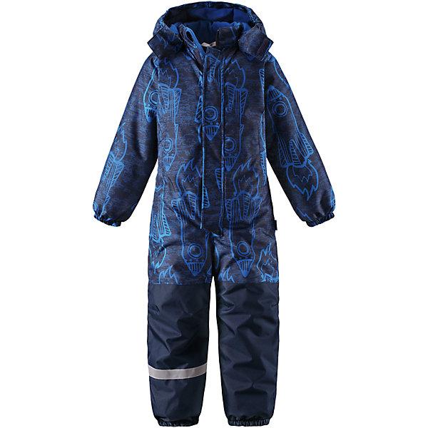 Комбинезон LassieОдежда<br>Характеристики товара:<br><br>• цвет: синий;<br>• состав: 100% полиэстер, полиуретановое покрытие;<br>• подкладка: 100% полиэстер;<br>• утеплитель: 180 г/м2;<br>• сезон: зима;<br>• температурный режим: от 0 до -20С;<br>• водонепроницаемость: 1000 мм;<br>• воздухопроницаемость: 1000 мм;<br>• износостойкость: 50000 циклов (тест Мартиндейла)<br>• застежка: молния с дополнительной защитной планкой;<br>• сверхпрочный материал;<br>• водоотталкивающий, ветронепроницаемый и дышащий материал;<br>• задний серединный шов проклеен;<br>• гладкая подкладка из полиэстера;<br>• безопасный съемный капюшон на кнопках; <br>• эластичная талия, манжеты рукавов и низ штанин;<br>• съемные эластичные штрипки;<br>• два прорезных кармана на липучке;<br>• светоотражающие детали;<br>• страна бренда: Финляндия;<br>• страна изготовитель: Китай;<br><br>Этот классический детский зимний комбинезон с капюшоном – превосходное дополнение к зимнему гардеробу! Он изготовлен из сверхпрочного материала и поэтому станет идеальным выбором для активных детей, которые любят играть на свежем воздухе. Съемный капюшон обеспечивает дополнительную безопасность и эффективно защищает щечки от морозного ветра, а съемные штрипки не дадут концам брючин задираться во время веселых игр на свежем воздухе. Обратите внимание: комбинезон снабжен удобным карманом на липучке.<br><br>Комбинезон Lassie (Ласси) можно купить в нашем интернет-магазине.<br><br>Ширина мм: 356<br>Глубина мм: 10<br>Высота мм: 245<br>Вес г: 519<br>Цвет: синий<br>Возраст от месяцев: 18<br>Возраст до месяцев: 24<br>Пол: Мужской<br>Возраст: Детский<br>Размер: 92,128,122,116,110,104,98<br>SKU: 6927351