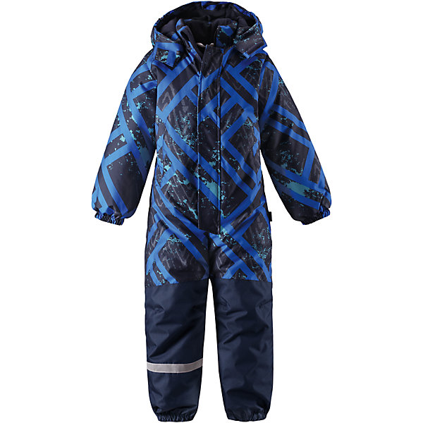 Комбинезон LassieОдежда<br>Характеристики товара:<br><br>• цвет: синий;<br>• состав: 100% полиэстер, полиуретановое покрытие;<br>• подкладка: 100% полиэстер;<br>• утеплитель: 180 г/м2;<br>• сезон: зима;<br>• температурный режим: от 0 до -20С;<br>• водонепроницаемость: 1000 мм;<br>• воздухопроницаемость: 1000 мм;<br>• износостойкость: 50000 циклов (тест Мартиндейла)<br>• застежка: молния с дополнительной защитной планкой;<br>• сверхпрочный материал;<br>• водоотталкивающий, ветронепроницаемый и дышащий материал;<br>• задний серединный шов проклеен;<br>• гладкая подкладка из полиэстера;<br>• безопасный съемный капюшон на кнопках; <br>• эластичная талия, манжеты рукавов и низ штанин;<br>• съемные эластичные штрипки;<br>• два прорезных кармана на липучке;<br>• светоотражающие детали;<br>• страна бренда: Финляндия;<br>• страна изготовитель: Китай;<br><br>Этот классический детский зимний комбинезон с капюшоном – превосходное дополнение к зимнему гардеробу! Он изготовлен из сверхпрочного материала и поэтому станет идеальным выбором для активных детей, которые любят играть на свежем воздухе. Съемный капюшон обеспечивает дополнительную безопасность и эффективно защищает щечки от морозного ветра, а съемные штрипки не дадут концам брючин задираться во время веселых игр на свежем воздухе. Обратите внимание: комбинезон снабжен удобным карманом на липучке.<br><br>Комбинезон Lassie (Ласси) можно купить в нашем интернет-магазине.<br><br>Ширина мм: 356<br>Глубина мм: 10<br>Высота мм: 245<br>Вес г: 519<br>Цвет: темно-синий<br>Возраст от месяцев: 18<br>Возраст до месяцев: 24<br>Пол: Мужской<br>Возраст: Детский<br>Размер: 92,128,122,116,110,104,98<br>SKU: 6927359