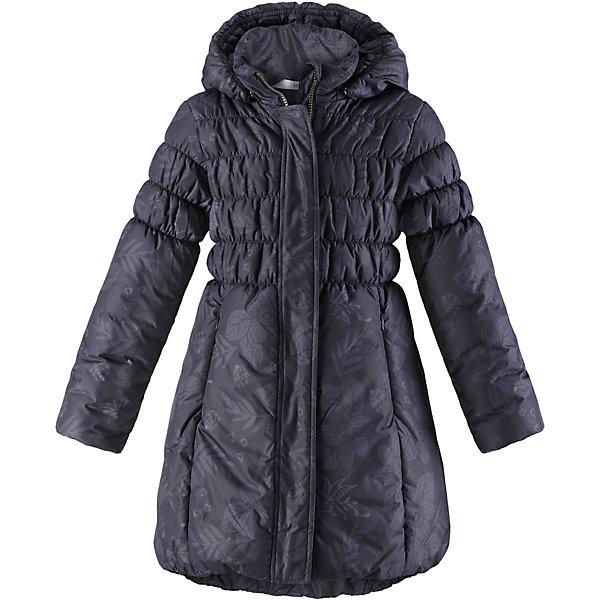 Пальто Lassie для девочкиОдежда<br>Характеристики товара:<br><br>• цвет: черный;<br>• состав: 100% полиэстер, полиуретановое покрытие;<br>• подкладка: 100% полиэстер;<br>• утеплитель: 200 г/м2;<br>• сезон: зима;<br>• температурный режим: от 0 до -25С;<br>• водонепроницаемость: 1000 мм;<br>• воздухопроницаемость: 2000 мм;<br>• износостойкость: 15000 циклов (тест Мартиндейла);<br>• особенности: стеганое, удлиненное пальто;<br>• застежка: молния с дополнительной защитной планкой;<br>• водоотталкивающий, ветронепроницаемый и дышащий материал;<br>• гладкая подкладка из полиэстера;<br>• безопасный съемный капюшон; <br>• эластичные манжеты рукавов; <br>• эластичная кромка подола;<br>• карманы в боковых швах;<br>• светоотражающие детали;<br>• страна бренда: Финляндия;<br>• страна изготовитель: Китай;<br><br>Зимнее стеганое пальто на молнии и с капюшоном. Удлиненная модель для девочек. Пальто изготовлено из ветронепроницаемого, дышащего материала с верхним водо- и ветронепроницаемым слоем – в нем будет тепло и комфортно во время веселых прогулок. <br><br>Пальто Lassie (Ласси) для девочки можно купить в нашем интернет-магазине.<br><br>Ширина мм: 356<br>Глубина мм: 10<br>Высота мм: 245<br>Вес г: 519<br>Цвет: серый<br>Возраст от месяцев: 18<br>Возраст до месяцев: 24<br>Пол: Женский<br>Возраст: Детский<br>Размер: 92,140,134,128,122,116,110,104,98<br>SKU: 6927601