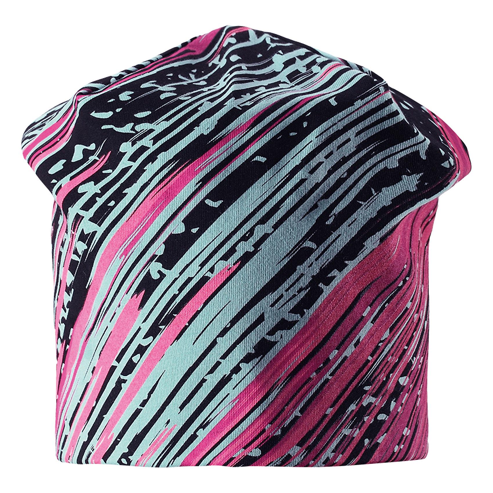 Шапка LassieШапки и шарфы<br>Удобная детская шапка с помпоном просто незаменима осенью. Ветронепроницаемые вставки в области ушей защищают от холодного ветра, а светоотражающая эмблема Lassie® спереди позволяет лучше разглядеть ребенка в темное время суток. Шапка из плотного джерси, с подкладкой из быстросохнущего флиса, станет идеальным вариантом для осенних прогулок. Вы можете легко сочетать эту шапку с другими вашими любимыми осенними нарядами!<br>Состав:<br>95% Хлопок, 5% Эластан<br><br>Ширина мм: 89<br>Глубина мм: 117<br>Высота мм: 44<br>Вес г: 155<br>Цвет: розовый<br>Возраст от месяцев: 72<br>Возраст до месяцев: 144<br>Пол: Унисекс<br>Возраст: Детский<br>Размер: 54-56,46-48,50-52<br>SKU: 6928101