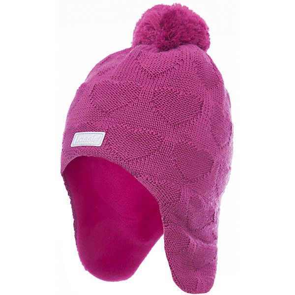 Шапка LassieШапки и шарфы<br>Характеристики товара:<br><br>• цвет: розовый;<br>• состав: 50% шерсть, 50% полиакрил;<br>• подкладка: 100% полиэстер, флис;<br>• без утеплителя;<br>• сезон: демисезон;<br>• температурный режим: от +5С;<br>• особенности: шерстяная, с помпоном;<br>• мягкая и теплая ткань из смеси шерсти;<br>• ветронепроницаемые вставки в области ушей; <br>• сплошная подкладка: мягкий теплый флис;<br>• светоотражающие детали; <br>• страна бренда: Финляндия;<br>• страна изготовитель: Китай;<br><br>Красивая и стильная шапка для девочек снабжена ветронепроницаемыми вставками в области ушей и светоотражающей эмблемой Lassie® спереди, которая позволяет лучше разглядеть ребенка в темное время суток. Шапка связана из теплой полушерсти и дополнена быстросохнущей и мягкой флисовой подкладкой. й помпон придает шапочке очень модный вид!<br><br>Шапку Lassie (Ласси) можно купить в нашем интернет-магазине.<br>Ширина мм: 89; Глубина мм: 117; Высота мм: 44; Вес г: 155; Цвет: розовый; Возраст от месяцев: 72; Возраст до месяцев: 144; Пол: Женский; Возраст: Детский; Размер: 54-56,46-48,50-52; SKU: 6928153;