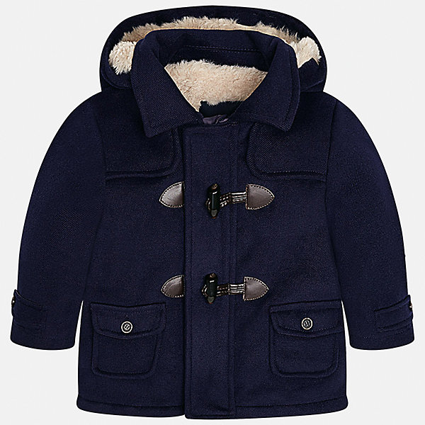 Куртка для мальчика MayoralВерхняя одежда<br>Характеристики товара:<br><br>• цвет: синий<br>• состав ткани: 94% полиэстер, 4% вискоза, 2% эластан<br>• подкладка: 100% полиэстер<br>• утеплитель: 100% полиэстер<br>• сезон: демисезон<br>• температурный режим: от -10 до +10<br>• особенности куртки: с капюшоном<br>• капюшон: несъемный<br>• застежка: молния, пуговицы<br>• страна бренда: Испания<br>• страна изготовитель: Индия<br><br>Эта демисезонная куртка для мальчика от Майорал поможет обеспечить ребенку комфорт и тепло. Детская куртка с капюшоном отличается модным и продуманным дизайном. В куртке для мальчика от испанской компании Майорал ребенок будет выглядеть модно, а чувствовать себя - комфортно. <br><br>Куртку для мальчика Mayoral (Майорал) можно купить в нашем интернет-магазине.<br>Ширина мм: 356; Глубина мм: 10; Высота мм: 245; Вес г: 519; Цвет: синий; Возраст от месяцев: 12; Возраст до месяцев: 15; Пол: Мужской; Возраст: Детский; Размер: 80,98,92,86; SKU: 6935250;