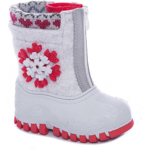 Валенки Kapika для девочкиОбувь для девочек<br>Характеристики товара:<br><br>• цвет: белый<br>• внешний материал: войлок<br>• внутренний материал: шерсть<br>• стелька: войлок, фольга<br>• подошва: ТЭП<br>• сезон: зима<br>• температурный режим: от -25 до 0<br>• защита мыса<br>• застежка: молния<br>• подошва не скользит <br>• анатомические <br>• высокие<br>• страна бренда: Россия<br>• страна изготовитель: Молдова<br><br>Белые валенки для девочки Kapika сделаны из прочного войлока. Детские валенки имеют усиленный мыс и устойчивую подошву.<br><br>Модель поможет обеспечить ногам тепло и комфорт даже в сильные морозы. Обувь для детей Капика - это качественные и удобные товары.<br><br>Валенки для девочки Kapika (Капика) можно купить в нашем интернет-магазине.<br><br>Ширина мм: 257<br>Глубина мм: 180<br>Высота мм: 130<br>Вес г: 420<br>Цвет: белый<br>Возраст от месяцев: 24<br>Возраст до месяцев: 24<br>Пол: Женский<br>Возраст: Детский<br>Размер: 25,23,28,27,26,24<br>SKU: 6936271