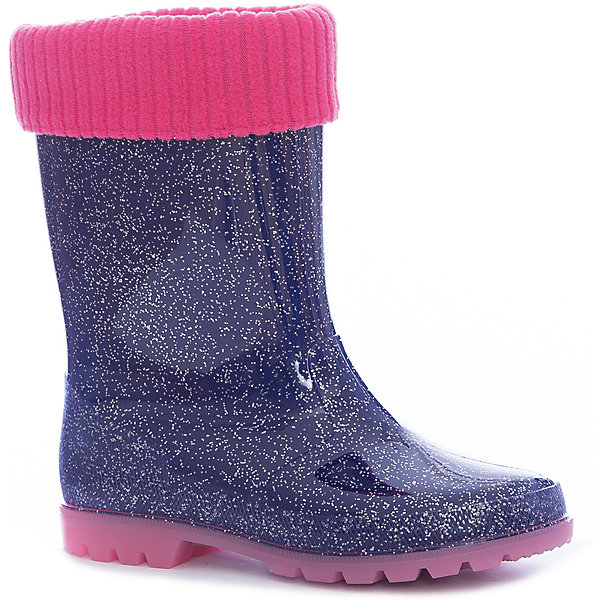 Резиновые сапоги Kapika для девочкиРезиновые сапоги<br>Характеристики товара:<br><br>• цвет: фиолетовый<br>• внешний материал: ПВХ, текстиль<br>• внутренний материал: текстиль<br>• стелька: натуральная кожа<br>• подошва: ПВХ<br>• сезон: демисезон<br>• температурный режим: от 0 до +20<br>• со светодиодами <br>• съемный внутренний сапожок <br>• непромокаемые<br>• анатомические <br>• страна бренда: Россия<br>• страна изготовитель: Китай<br><br>Эта модель детских резиновых сапог обеспечить ногам сухость и комфорт в межсезонье. Синие резиновые сапоги Kapika модно выглядят и удобно сидят на ноге. <br><br>Модель декорирована блестками и дополнена теплым вынимающимся сапожком. Сапоги сделаны из прочного материала, подходят для осеннего и весеннего сезона. Обувь для детей от популярного бренда Капика - это качественные и удобные товары. <br><br>Сапоги для девочки Kapika (Капика) можно купить в нашем интернет-магазине.<br>Ширина мм: 257; Глубина мм: 180; Высота мм: 130; Вес г: 420; Цвет: лиловый; Возраст от месяцев: 132; Возраст до месяцев: 144; Пол: Женский; Возраст: Детский; Размер: 35,31,34,33,32; SKU: 6937400;