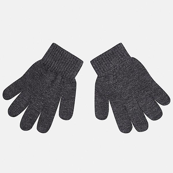 Перчатки для мальчика MayoralПерчатки, варежки<br>Характеристики товара:<br><br>• цвет: серый<br>• состав ткани: 50% хлопок, 45% полиамид, 5% шерсть<br>• сезон: демисезон<br>• страна бренда: Испания<br>• страна изготовитель: Индия<br><br>Такие демисезонные перчатки помогут обеспечить ребенку тепло и комфорт. Детские перчатки от бренда Майорал смотрится модно и оригинально. Перчатки для мальчика от испанской компании Mayoral отличаются стильным дизайном. Качество продукции неизменно очень высокое.<br><br>Перчатки для мальчика Mayoral (Майорал) можно купить в нашем интернет-магазине.<br><br>Ширина мм: 162<br>Глубина мм: 171<br>Высота мм: 55<br>Вес г: 119<br>Цвет: серый<br>Возраст от месяцев: 144<br>Возраст до месяцев: 168<br>Пол: Мужской<br>Возраст: Детский<br>Размер: 14,2,6,10<br>SKU: 6939220