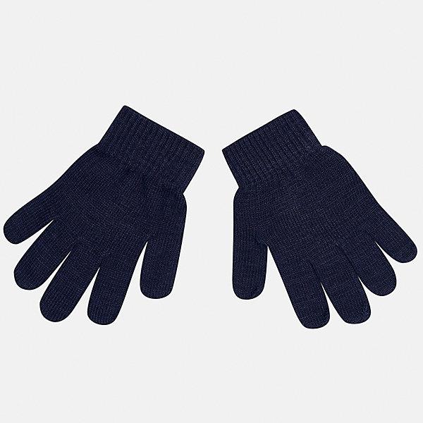 Перчатки для мальчика MayoralПерчатки, варежки<br>Характеристики товара:<br><br>• цвет: темно-синий<br>• состав ткани: 50% хлопок, 45% полиамид, 5% шерсть<br>• сезон: демисезон<br>• страна бренда: Испания<br>• страна изготовитель: Индия<br><br>Синие демисезонные перчатки помогут обеспечить ребенку тепло и комфорт. Детские перчатки от бренда Майорал смотрится модно и оригинально. Перчатки для мальчика от испанской компании Mayoral отличаются стильным дизайном. Качество продукции неизменно очень высокое.<br><br>Перчатки для мальчика Mayoral (Майорал) можно купить в нашем интернет-магазине.<br><br>Ширина мм: 162<br>Глубина мм: 171<br>Высота мм: 55<br>Вес г: 119<br>Цвет: темно-синий<br>Возраст от месяцев: 144<br>Возраст до месяцев: 168<br>Пол: Мужской<br>Возраст: Детский<br>Размер: 14,2,10,6<br>SKU: 6939235