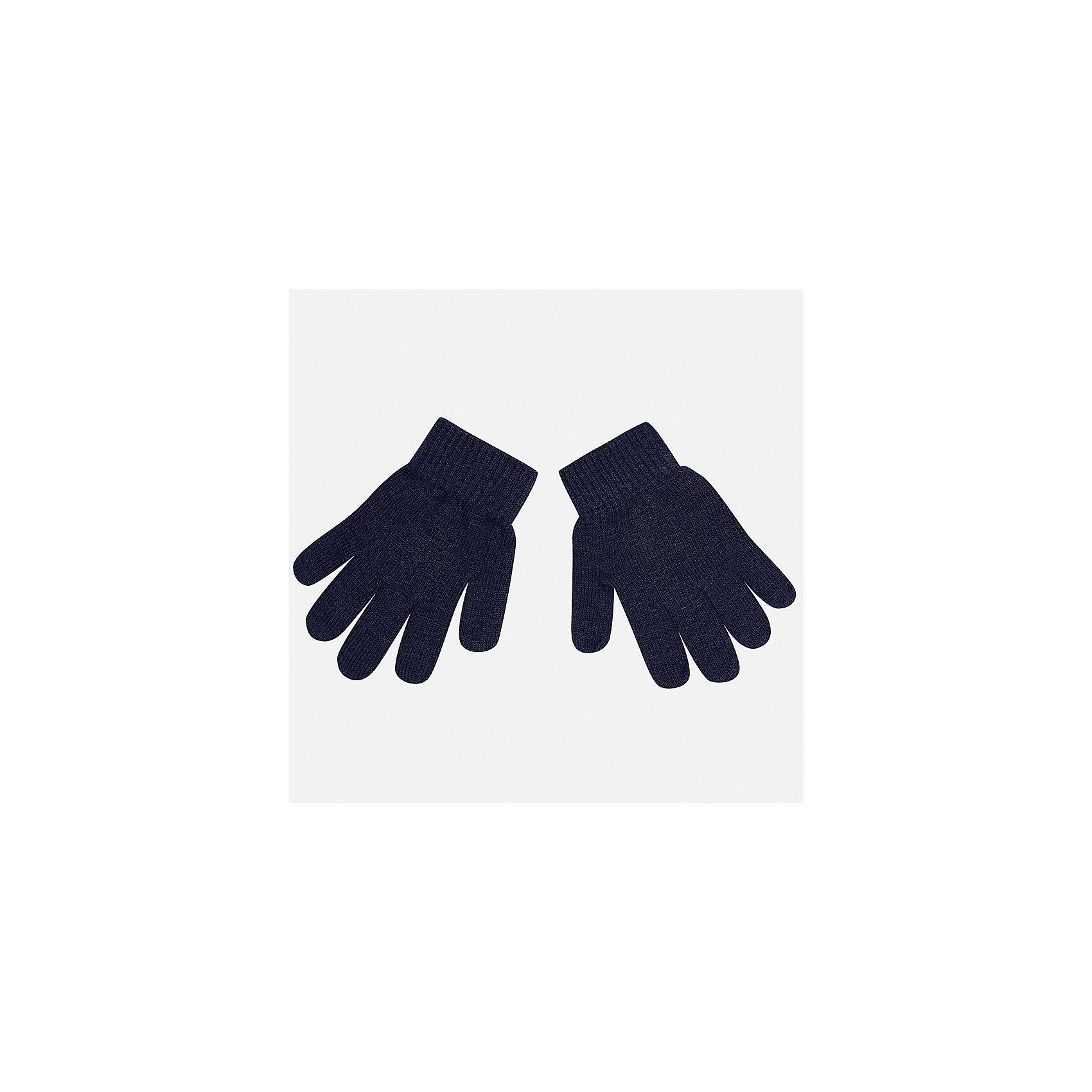 Перчатки для мальчика MayoralПерчатки, варежки<br>Характеристики товара:<br><br>• цвет: синий<br>• состав ткани: 50% хлопок, 45% полиамид, 5% шерсть<br>• сезон: демисезон<br>• страна бренда: Испания<br>• страна изготовитель: Индия<br><br>Синие демисезонные перчатки помогут обеспечить ребенку тепло и комфорт. Детские перчатки от бренда Майорал смотрится модно и оригинально. Перчатки для мальчика от испанской компании Mayoral отличаются стильным дизайном. Качество продукции неизменно очень высокое.<br><br>Перчатки для мальчика Mayoral (Майорал) можно купить в нашем интернет-магазине.<br><br>Ширина мм: 162<br>Глубина мм: 171<br>Высота мм: 55<br>Вес г: 119<br>Цвет: синий<br>Возраст от месяцев: 144<br>Возраст до месяцев: 168<br>Пол: Мужской<br>Возраст: Детский<br>Размер: 14,2,6,10<br>SKU: 6939235